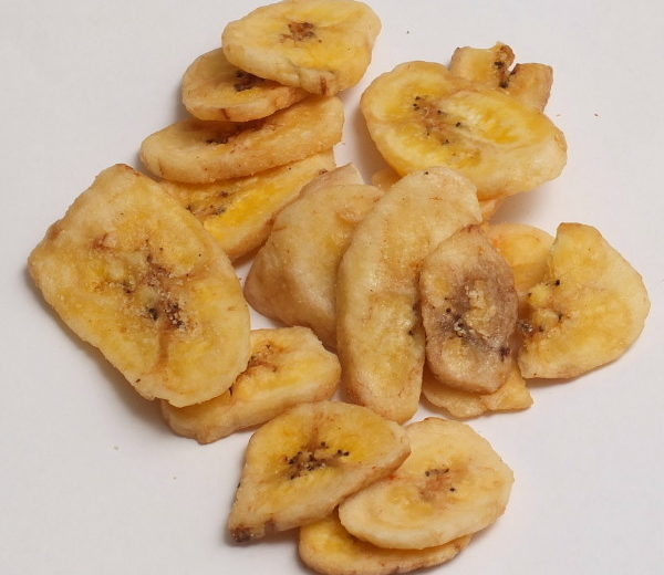 Platano chips Ecológico